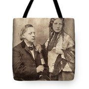 Henry Ward Beecher Tote Bag