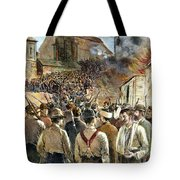 Homestead Strike, 1892 Tote Bag by Granger