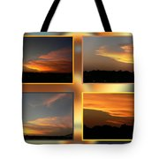 4 In 1 Sunsets Tote Bag