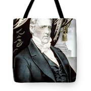 James Buchanan, 15th American President Tote Bag
