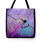 Jesus And Mary Tote Bag