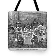 Kansas: Black Exodus, 1879 Tote Bag
