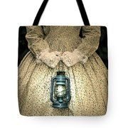 Lantern Tote Bag by Joana Kruse