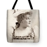 Lillian Russell (1861-1922) Tote Bag