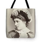 Lillie Langtry (1852-1929) Tote Bag