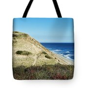 Long Nook Beach Tote Bag