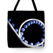 Loop The Loop Tote Bag