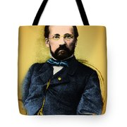Louis Pasteur, French Chemist Tote Bag