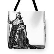 Louis Xv (1710-1774) Tote Bag