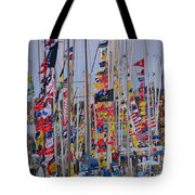 Mackinac Race Tote Bag