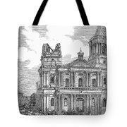 Manila: Earthquake, 1863 Tote Bag