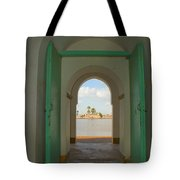 Marrakech In Morocco Tote Bag