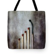 Matches Tote Bag