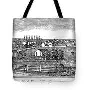 New Jersey, 1844 Tote Bag