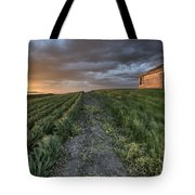 Newly Planted Crop Tote Bag