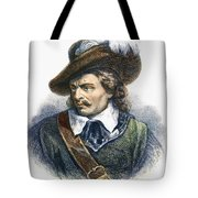 Oliver Cromwell (1599-1658) Tote Bag