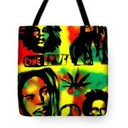 4 One Love Tote Bag