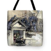 Paris Commune, 1871 Tote Bag
