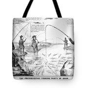 Presidential Campaign, 1848 Tote Bag