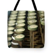 Remington 11 Detail Tote Bag