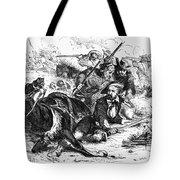 Sam Houston (1793-1863) Tote Bag