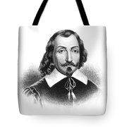 Samuel De Champlain Tote Bag