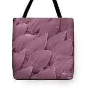 Shark Skin, Sem Tote Bag by Ted Kinsman