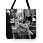 Silent Still: Lingerie Tote Bag by Granger