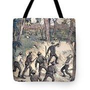 Spanish-american War, 1898 Tote Bag
