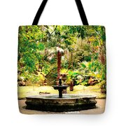 Terra Nostra Park Tote Bag