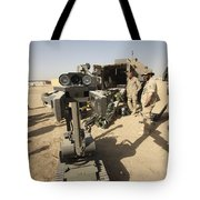 The Teodor Heavy-duty Bomb Disposal Tote Bag