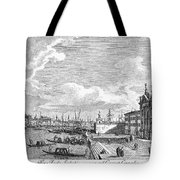 Venice: Grand Canal, 1742 Tote Bag