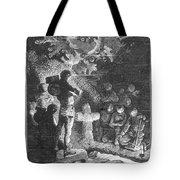 Verne: 20,000 Leagues Tote Bag