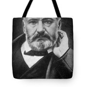 Victor Hugo, French Author Tote Bag by Photo Researchers