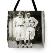 Walter Johnson (1887-1946) Tote Bag