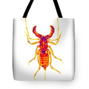 Whipscorpion X-ray Tote Bag