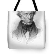 William Wordsworth Tote Bag