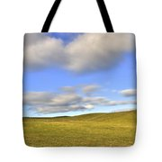 Wind Turbine Tote Bag