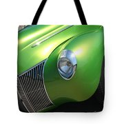 40 Ford - Front Driver Angle-8665 Tote Bag