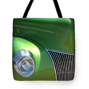 40 Ford - Front Pass Angle-8651 Tote Bag