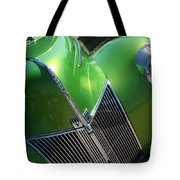 40 Ford - Grill Angle-8659 Tote Bag