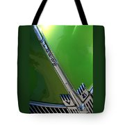 40 Ford - Grill Detail-8610 Tote Bag