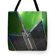 40 Ford - Grill Detail-8618 Tote Bag
