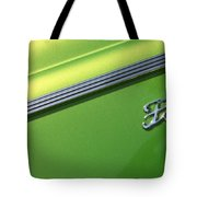 40 Ford - Logo-8589 Tote Bag