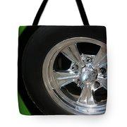 40 Ford-driver Rear Wheel 2-8577 Tote Bag