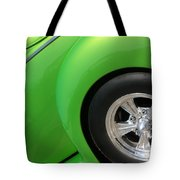 40 Ford-driver Rear Wheel-8581 Tote Bag