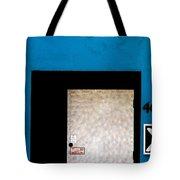 4049 X Tote Bag