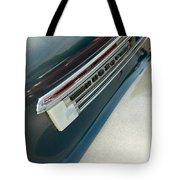 41 Hudson Super Six Emblem Tote Bag