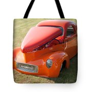 41 Willys Coupe Tote Bag