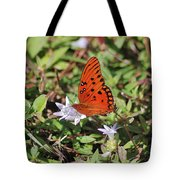 42- Fritillary Butterfly Tote Bag